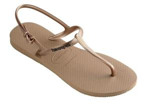 Havaianas Sandals - Freedom Rose Gold