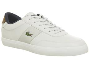 Lacoste Trainers - Court Master 318 Off White