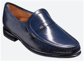 Barker Shoes - Jefferson Navy