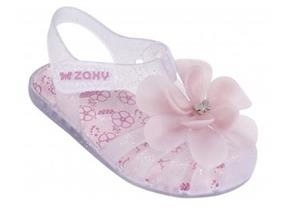 Zaxy Shoes - Baby Bloom Clear