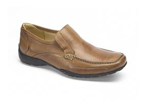Anatomic Gel Shoes - Parati Cognac