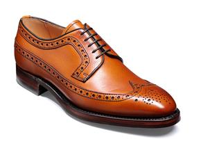 Barker Shoes - Calvay Cedar