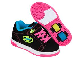 Heelys Shoes - Dual Up Black Multi