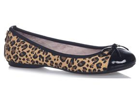 Butterfly Twists - Olivia Leopard