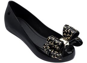 Melissa Shoes - Ultragirl Luxe Bow Black