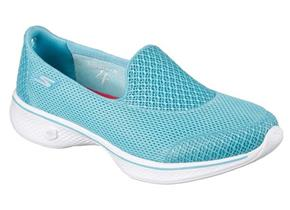 Skechers Shoes - Go Walk 4 14170 Turquoise