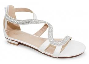 Lunar Sandals - Arabia JLH084 White