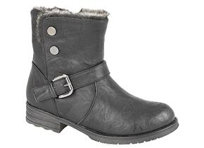 Cats Eyes Boots - L830 Black