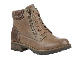 Lotus Boots - Emmeline ULB162 Taupe