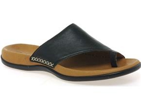 Gabor Sandals - Lanzarote 03-700 Black