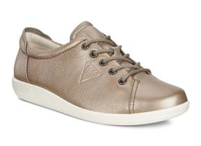 Ecco Shoes - Soft 2.0 206503 Warm Grey