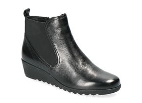 Caprice Boots - 25409-21 Black Leather