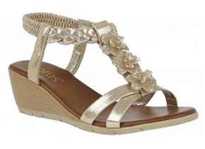 Lotus Sandals - Aiana ULP113 Gold
