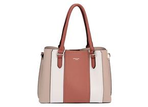 David Jones Bags - 6258-2 Creamy Grey