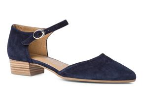 Tamaris Shoes - 24210-24 Navy Suede