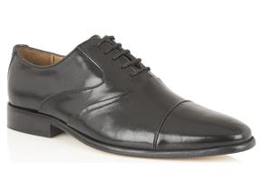Rombah Wallace Shoes - Murray Black