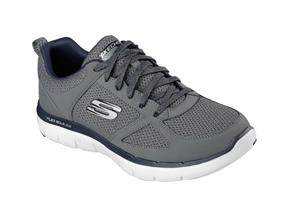 Skechers Shoes - 52180 Flex Advantage Charcoal