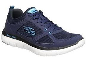 Skechers Shoes - 52180 Flex Advantage Navy