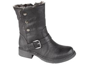 Cats Eye Boots - G830 Black