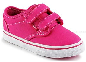 Vans Shoes - Atwood Infant Velcro Pink