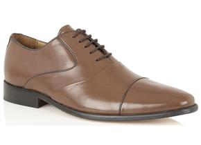 Rombah Wallace Shoes - Murray Brown