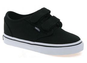 Vans Shoes - Atwood Infant Velcro Black