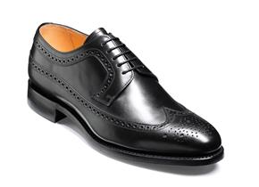 Barker Shoes - Bath Black
