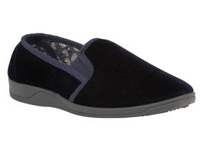 Lotus Slippers - Wycombe Navy