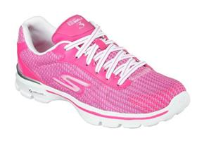 Skechers Shoes - Go Walk3 13981 Pink