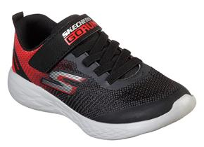 Skechers Shoes - Go Run 600 97867 Black Red