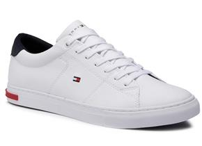 Tommy Hilfiger Shoes - Essential Leather White