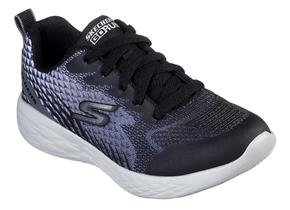 Skechers Shoes - Go Run 600 97857 Black Grey