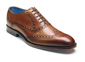 Barker Shoes - Grant Cedar