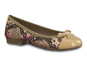 Jana Shoes - 22109-24 Rose Snake