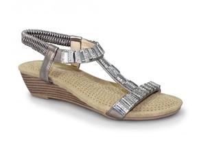 Lunar Sandals - Reynolds JLH877 Pewter
