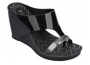 Zaxy Sandals - Glamour 2 Black