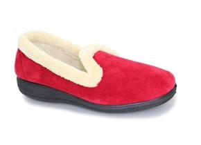 Lunar Slippers - Chique KLA037 Red