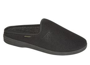 Sleepers Slippers - MS430 Ted Black