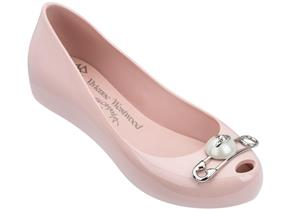 Vivienne Westwood + Melissa Shoes - Ultragirl 19 Pin Blush