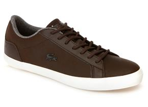Lacoste Trainers - Lerond 318 Brown