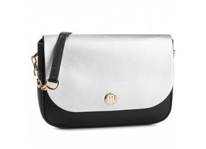 Tommy Hilfiger Bags - My Tommy Crossover Black Silver