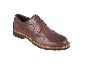 Roamers Shoes - M9520 Burgundy