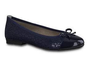 Jana Shoes - 22109-24 Navy