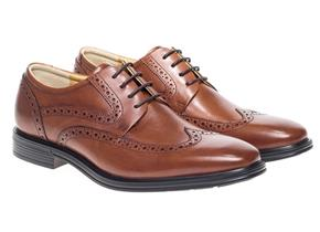 Steptronic Shoes - Edward Cognac
