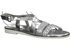Marco Tozzi Sandals - 28610-22 Silver