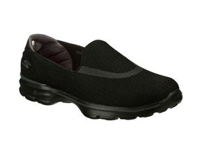 Skechers Shoes - 13980 Go Walk 3 Black