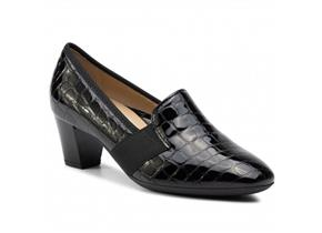 Ara Shoes - 18004 Black Croc