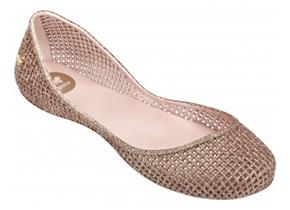 Zaxy Shoes - Amora Glitter Blush