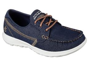 Skechers Shoes - Go Walk Lite Shore 15435 Denim