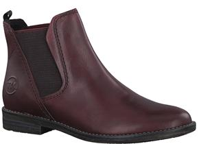 Marco Tozzi Boots - 25366-33 Burgundy